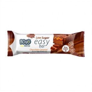 Novo Nutrition Easy Bar Protein goût Chocolat et Caramel 60 g Novo Nutrition