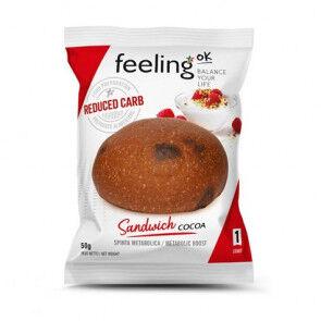 FeelingOk Sandwich Start Cacao 1 unité 50 g