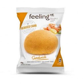 FeelingOk Sandwich Optimize Nature 1 unité 40 g