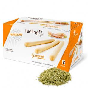 FeelingOk Grissinis FeelingOk Grissino Optimize L'origan 150 g (3x50g)