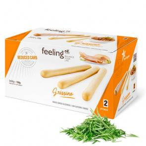 FeelingOk Grissinis FeelingOk Grissino Optimize Romarin 150 g (3x50g)