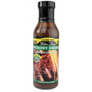 Walden Farms Sauce Barbecue Hickory Smoked Walden Farms 355 ml