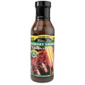Walden Farms Sauce Barbecue Hickory Smoked Walden Farms 355 ml