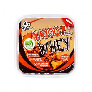 GoFood Biscuits Protéiné Yayoo Whey aux Pépites de Chocolat et d'Orange GoFood 150 g