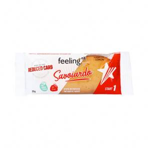 FeelingOk Biscuit FeelingOk Savoiardo Start Vanille-Citron 35 g