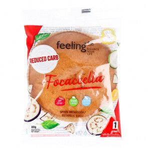 FeelingOk Pain Italien FeelingOk Focaccella Start Nature 80 g