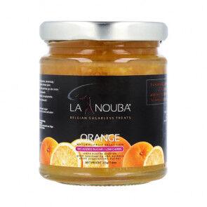 LaNouba Confiture Low Carb de Orange LaNouba 215g