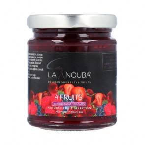 LaNouba Confiture Low Carb de Quatre Fruits LaNouba 215g