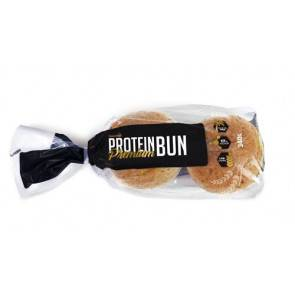 Quamtrax Nutrition Quamtrax Hamburger Protein Bread 340g (4 unités)