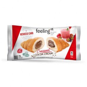 FeelingOk Croissant fourré au Chocolat FeelingOk Start 1 unité 50 g