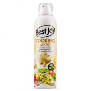 Best Joy Cooking Sprays Aérosol de Cuisine à l'Huile de beurre Best Joy 250ml