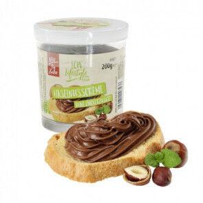 LCW Pâte à tartiner au chocolat noir et noisettes sans sucre ajouté LCW 200 g