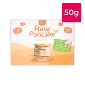 Clean Foods Monodose pour Pancakes Low-Carb Raw goût Caramel Clean Foods 50g