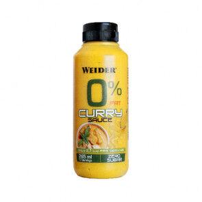 Weider Sauce Curry 0% Weider 265 ml