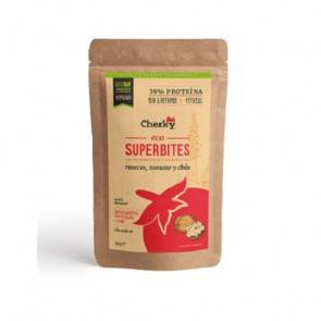 Cherky Foods Superbites Snack Croustillant de Veau Bio aux noix, tomates et chia Cherky 30g