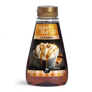 Sukrin Sirop de Caramel sans Sucre de Sukrin 450g