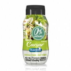 Quamtrax Nutrition Sauce César 0% calories Quamtrax Gourmet 330ml