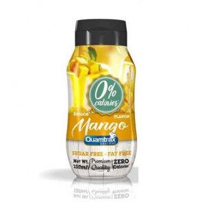 Quamtrax Nutrition Sauce Mangue 0% calories Quamtrax Gourmet 330ml