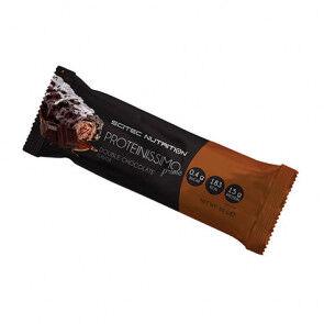 Scitec Nutrition Tablette  Low-Carb Proteinissimo Prime chocolat double Scitec Nutrition 50g