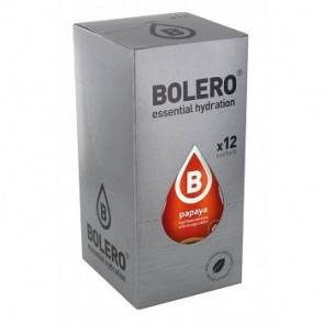 Bolero Pack 12 sachets Boissons Bolero Papaye - 10% de réduction supplémentaire lors du paiement
