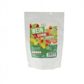 LCW Bonbons low-carb mix géométrique goût fruits 250 g LCW