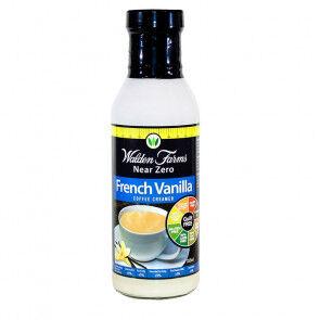 Walden Farms Crème pour Café goût Vanille Walden Farms 355 ml