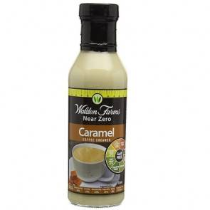 Walden Farms Crema para Café sabor Caramelo Walden Farms 355 ml
