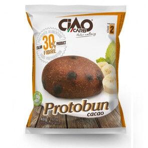 CiaoCarb Protobun Phase 2 Cacao 1 unité 50 g