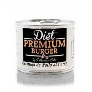 Diet Premium Burger, S.L.U. Pechuga de Pollo al Curry en Conserva 100 g Diet Premium