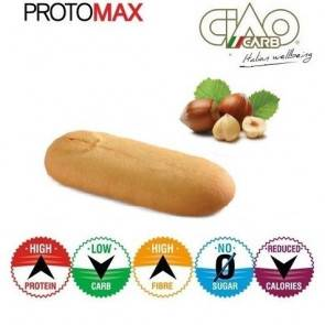 CiaoCarb Pack de 10 Biscuits CiaoCarb Protomax Phase 1 Noisettes