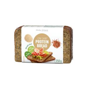 Body Attack Sports Nutrition Pain de mie aux graines faible en glucides 250 g Body Attack