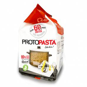CiaoCarb Pasta CiaoCarb Protopasta Phase 1 Stortini (Nouilles) 250 g 5 portions individuelles
