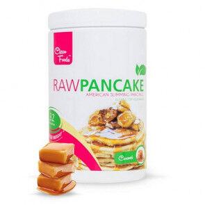 Clean Foods Préparation pour Pancakes Low-Carb Raw goût Caramel Clean Foods 425 g