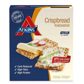 Atkins Toasts Croustillants LowCarb Atkins 100 g