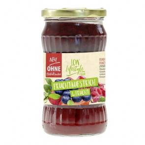 LCW Confiture aux 4 Fruits rouges LCW 340 g