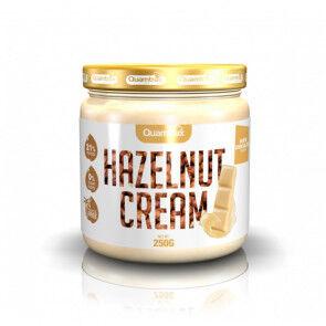 Quamtrax Nutrition Quamtrax crème au chocolat blanc et aux noisettes 250 g