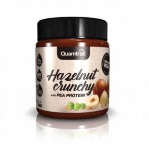 Quamtrax Nutrition Quamtrax crème au chocolat et aux noisettes 250 g