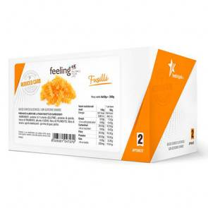 FeelingOk Des Pâtes FeelingOk Fusilli Optimize 300g (6 x 50g)
