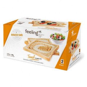 FeelingOk Biscottes Tomate FeelingOk Optimize 160 g