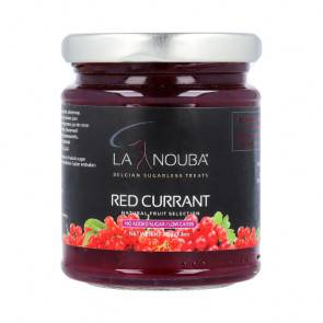 LaNouba Confiture LaNouba Groseille Low Carb 215g