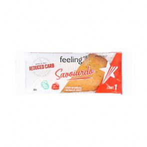 FeelingOk Biscuit FeelingOk Savoiardo Start Noisettes 35 g