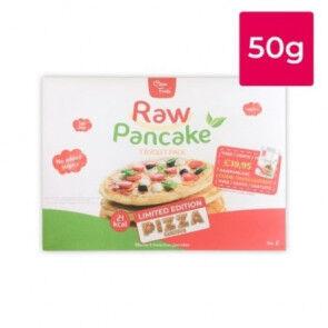 Clean Foods Monodose pour Pancakes Low-Carb Raw goût Pizza Clean Foods 50g