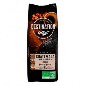 Destination Bio Café Moulu Guatemala Pure 100% Arabica Bio Destination 250g