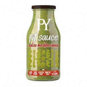 Pasta Young Sauce Mediterranea low-carb Pasta Young Fit Sauce 250g