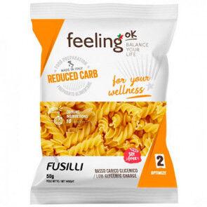 FeelingOk Des Pâtes FeelingOk Fusilli Optimize 50g