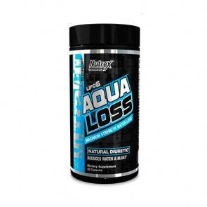 Nutrex Research Lipo 6 Aqua Loss 80 capsules Nutrex Research