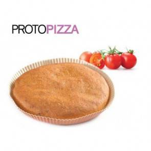 CiaoCarb Pizza CiaoCarb Protopizza Phase 1 Nature avec Tomates Sèches  50 g