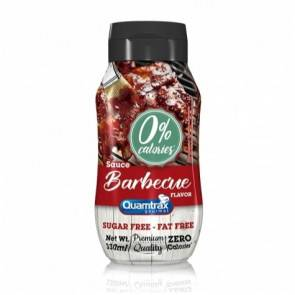 Quamtrax Nutrition Sauce Barbecue 0% calories Quamtrax Gourmet 330ml