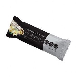 Scitec Nutrition Tablette  Low-Carb Proteinissimo Prime chocolat-vanille Scitec Nutrition 50g