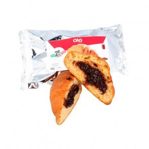CiaoCarb Croissant fourré au chocolat CiaoCarb Protobrio Phase 1 65g